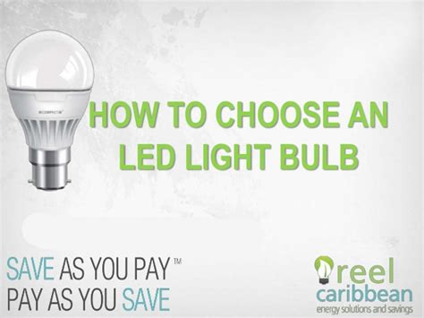 How To Select Led Light Bulbs How To Choose Led Light Bulbs Decoratingspecial