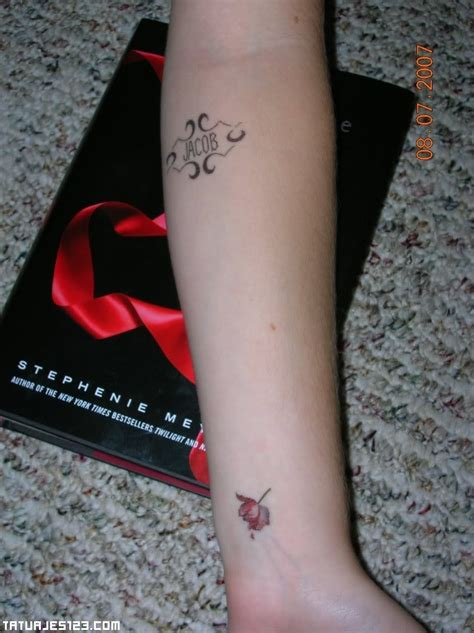jacob twilight tattoo significato jacob tatuajes 123