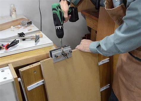 A Dresser Made From Junk