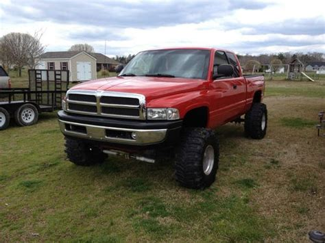 purchase used 2000 dodge ram 1500 lifted 4x4 off road leather look in fort worth texas purchase used 1998 dodge ram 1500 4x4 lifted in camden north carolina united states for us