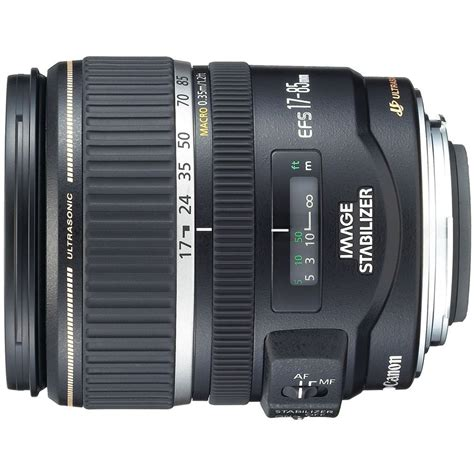 Lensa Canon 17 85 Is Usm deal canon ef s 17 85mm f 4 5 6 is usm lens for 245