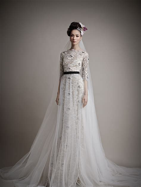 The Wedding Atelier by Ersa Atelier Wedding Dresses 2015 Modwedding