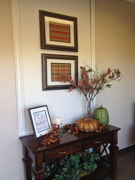 pastors wifes perspective simple fall decor
