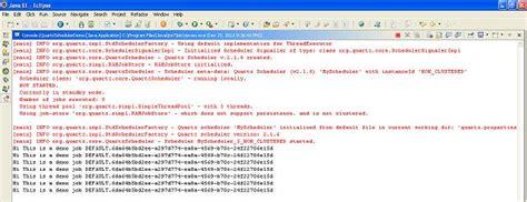 tutorial java quartz quartz scheduler scheduling job in java tutorial