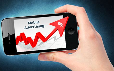 advertising on mobile tracking the rise of mobile advertising s dominance in