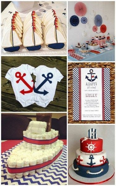 nautical baby shower decorations for home lovely decoration nautical baby shower supplies well