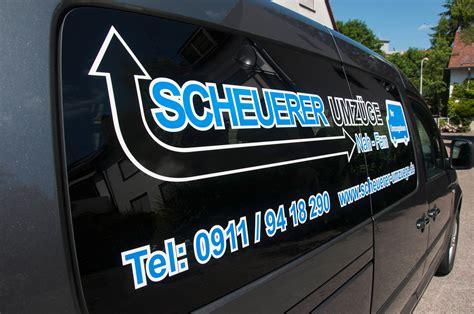 Fahrzeugbeschriftung Erlangen by Fahrzeugbeschriftung Scheuerer Umz 252 Ge Focus