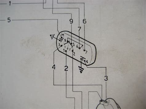 modern vespa 67 vespa 50s wiring help needed