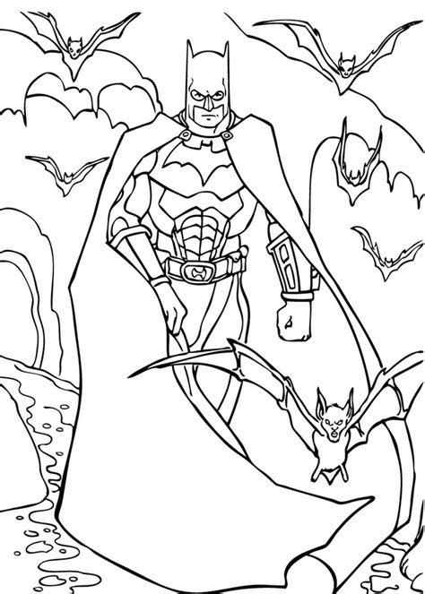 batman coloring book printouts batman coloring pages crafts and activities daily