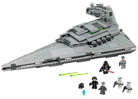 Lego 75055 Wars Imperial Destroyer lego wars imperial destroyer 75055 playzone be lego mega bloks playmobil
