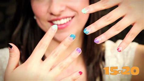 imagenes de uñas acrilicas picudas tutorial u 241 as picudas y corazones youtube