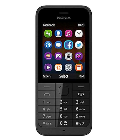 Www Hp Nokia 220 nokia 220 dual sim mobile buy nokia 220 dual sim black at best prices in india on snapdeal