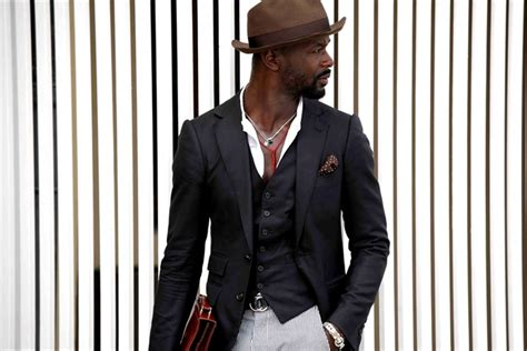 Mens What To Wear Couture In The City Fashion by Afrolistas And The City Of Style Menswear Designer