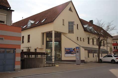 vr bank ludwigsburg vr bank neckar enz eg filiale l 246 chgau in l 246 chgau
