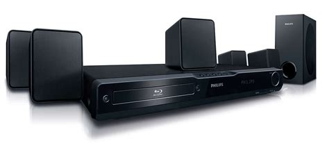 Best Philips Home Theater System Home Theater System Hts3306 F7 Philips