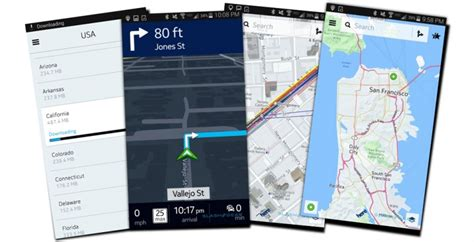 here maps android here maps now on android to take on slashgear