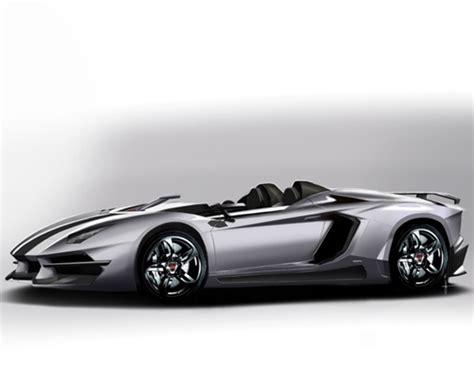 Lamborghini Aventador Concept Lamborghini Aventador J Concept By Prindiville Design