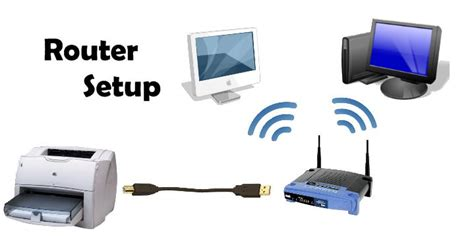 Router Printer How Do I Make My Printer Wireless Printerhacks