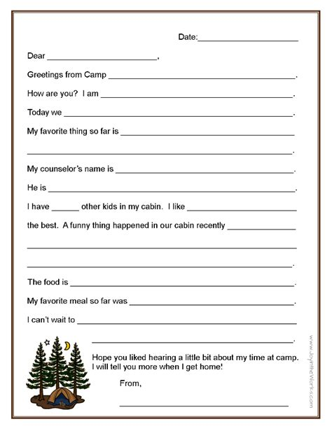fill in the blanks thank you letter fill in the blank letters to and from c in the