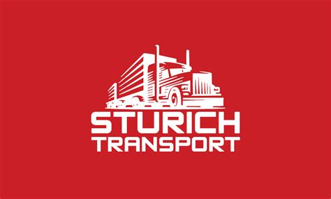 design a logo perth logo design for sturich transport perth web agency
