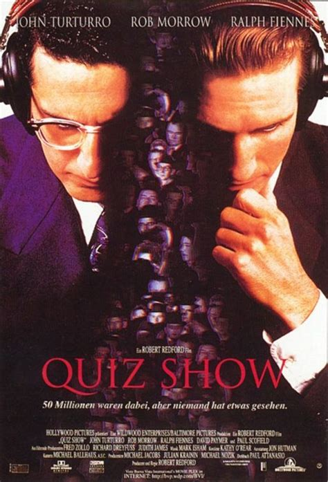 film industry quiz quiz show scandal weekly media literacy reflections