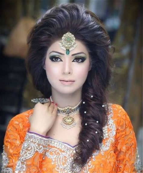 Hairstyle 2017 Pakistan by Bridal Hairstyles For Wedding Day 2016