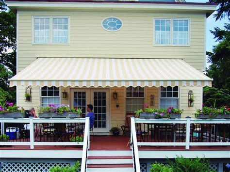 deck awnings retractable awesome retractable deck awnings doherty house the