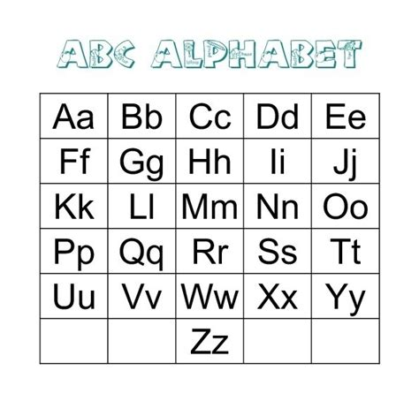 Uppercase And Lowercase Letters Printables lowercase alphabet letters printable 2018 world of