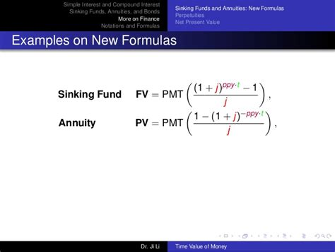 annuities and sinking funds calculator sinking fund calculator compounded annually sinking fund