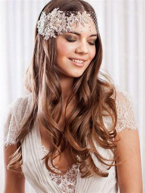 wedding hair do inspiration waves wrap