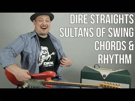 Sultans Of Swing Rhythm Guitar by How To Play Quot Sultans Of Swing Quot By Dire Straits Chords And