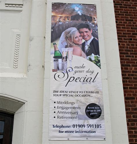 wedding banner with stand banners printed banners banner signs wall mounted