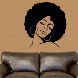 African American Wall Murals african american wall decal african wall decor african vinyl sticker