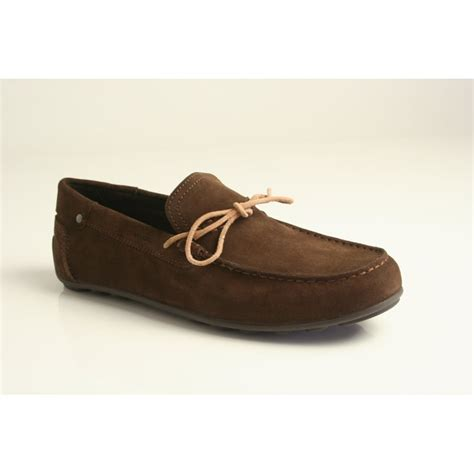 geox loafer geox geox loafer in high grade suede leather style u