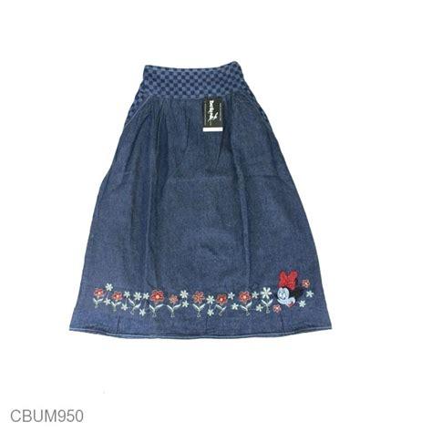 Rok Bunga Anak rok panjang anak motif bunga mouse baju muslim anak murah batikunik