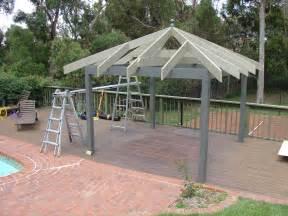 Diy Gazebo How To Install A Gazebo Roof Garden Gazebo Outdoor