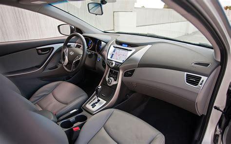 2012 hyundai elantra sedan interior 1 photo 12