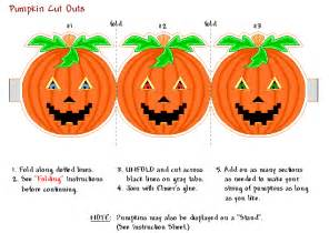 Free Halloween Decorations Printable Printable Halloween Pumpkin Decorations Www Imgarcade