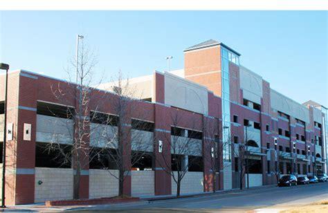 Chestnut Parking Garage by Chestnut Parking Olathe Kansas Coreslab