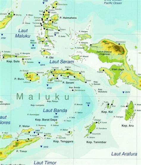 Atlas Tematik Provinsi Papua gambar peta maluku indonesia gambar peta indonesia dunia tematik map obyek wisata