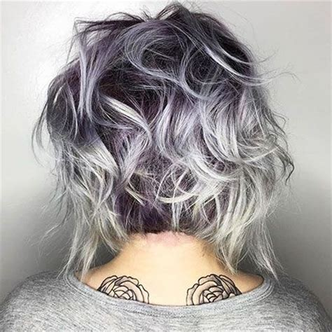 medium gray with black spike shaggy hairstyles 85 best short hairstyles 2016 2017 style shaggy hair