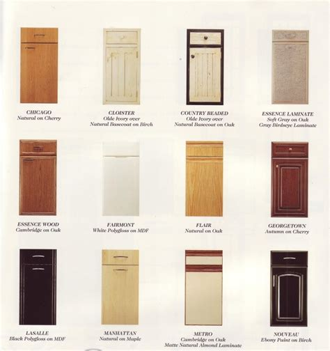 kitchen maid cabinet doors quaker maid