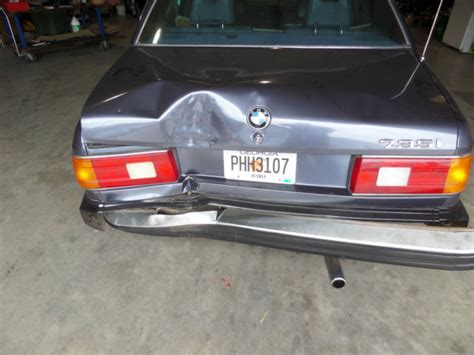 bmw classic parts 1985 bmw 735i parts car classic bmw 7 series 1985 for sale