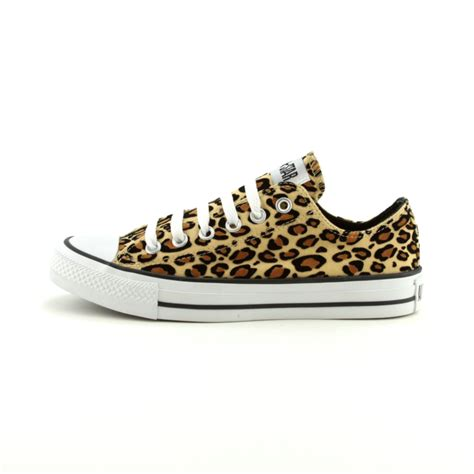 animal print athletic shoes converse all lo athletic shoe leopard journeys