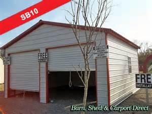 barn shed carpot direct metal carports storage sheds