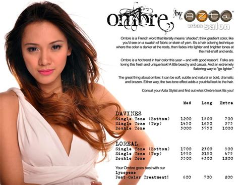 ombre hairstyles cost how much does ombre hair cost uk