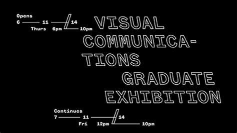bachelor of design visual communication uts visual communication graduate exhibition university of