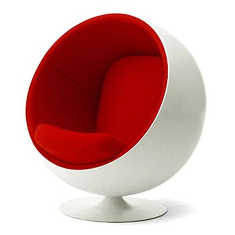 Sphere Chairs by Half Sphere Chair