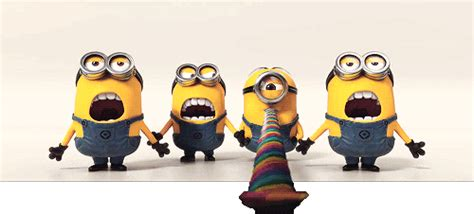 imagenes minions haciendo ejercicio wifflegif has the awesome gifs on the internets