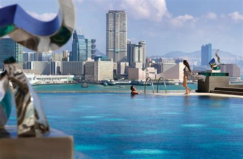 hk pools four seasons hong kong city infinity pool